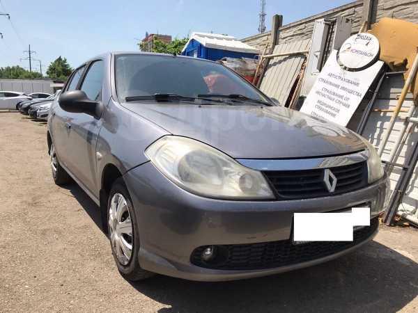 Renault Symbol, 2008 год, 285 000 руб.