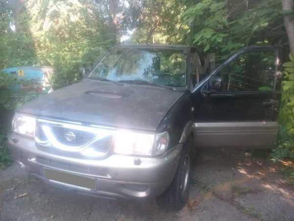 Nissan Terrano II, 2002 год, 370 000 руб.