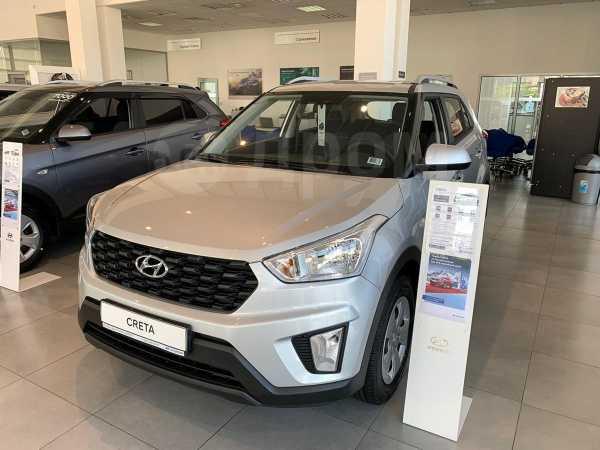 Hyundai Creta, 2020 год, 1 154 950 руб.
