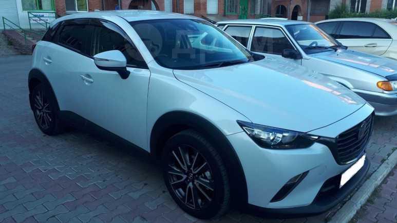 Mazda CX-3, 2015 год, 850 000 руб.