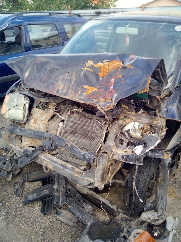 Suzuki Wagon R Solio, 2001 год, 70 000 руб.