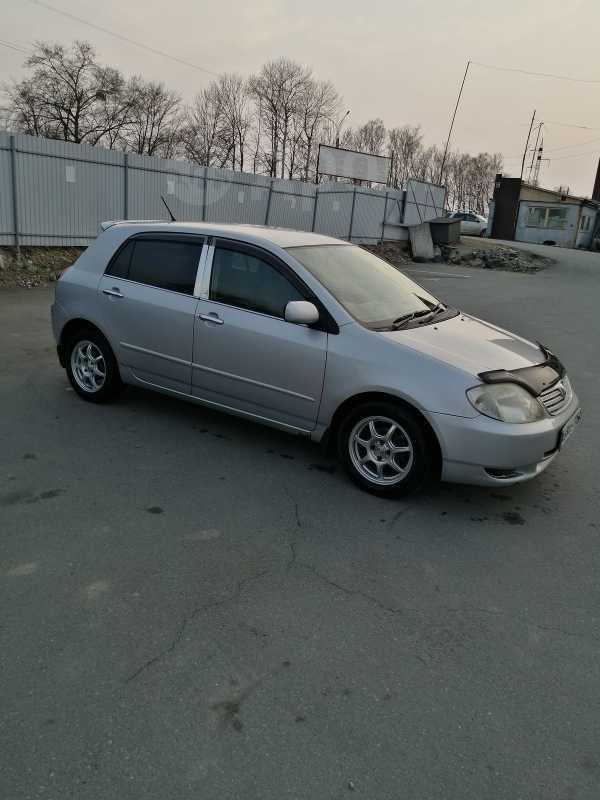 Toyota Allex, 2002 год, 300 000 руб.