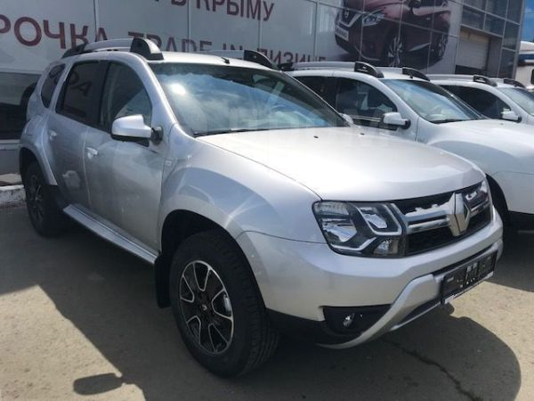 Renault Duster, 2020 год, 1 294 100 руб.