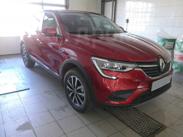 Renault Arkana, 2020 год, 1 417 000 руб.