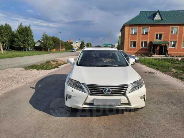 Lexus RX350, 2012 год, 1 580 000 руб.
