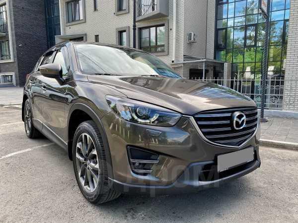 Mazda CX-5, 2016 год, 1 365 000 руб.
