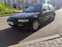 Красноярск Civic 1988