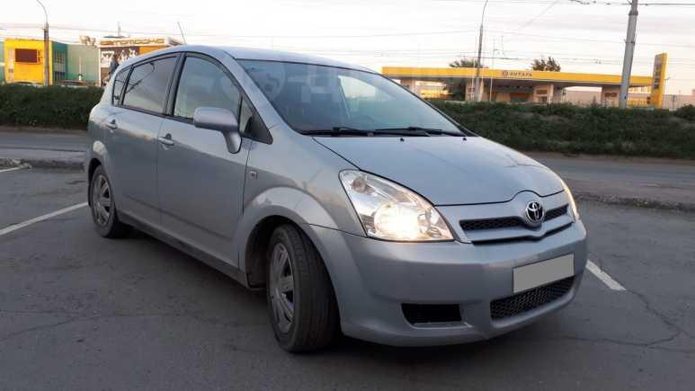 Toyota Corolla Verso, 2007 год, 460 000 руб.