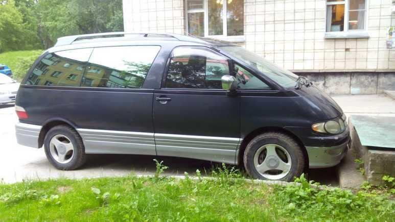 Toyota Estima Emina, 1999 год, 350 000 руб.