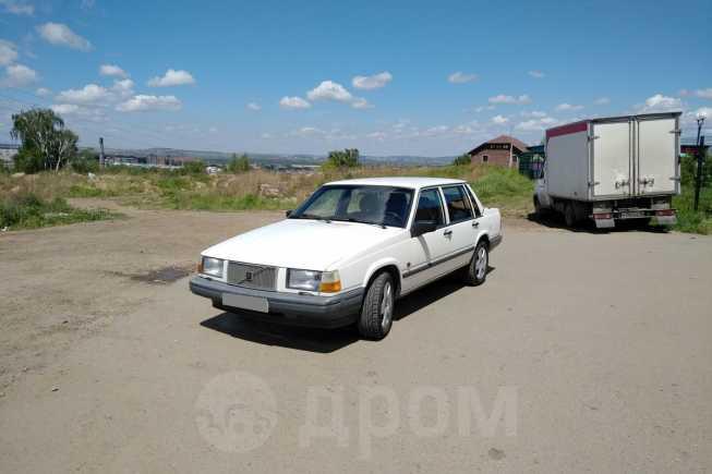 Volvo 740, 1993 год, 245 000 руб.