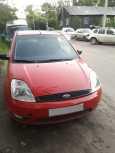 Ford Fiesta, 2004 год, 195 000 руб.