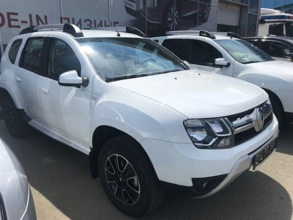 Renault Duster, 2020 год, 1 196 400 руб.