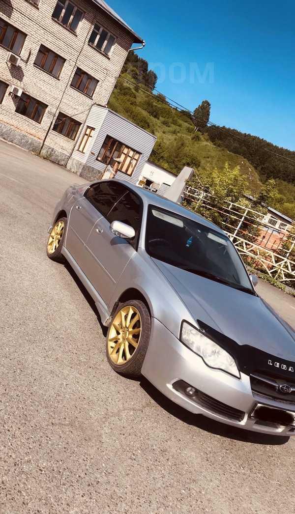 Subaru Legacy B4, 2003 год, 450 000 руб.