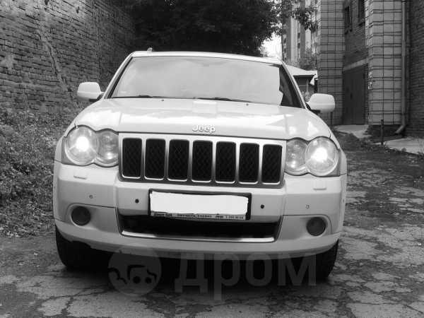 Jeep Grand Cherokee, 2008 год, 870 000 руб.