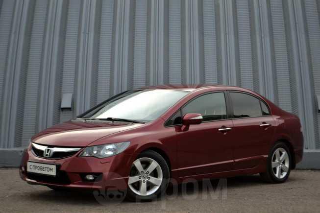 Honda Civic, 2011 год, 498 000 руб.