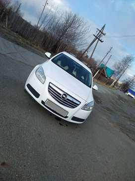 Екатеринбург Opel Insignia 2012