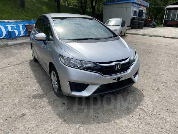 Honda Fit, 2016 год, 577 000 руб.