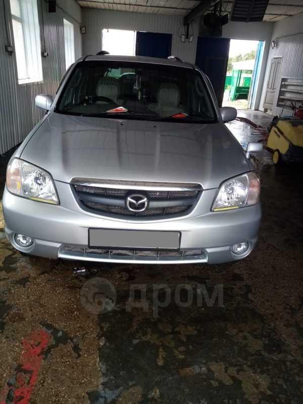 Mazda Tribute, 2001 год, 349 000 руб.