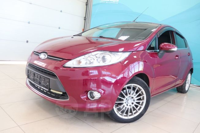Ford Fiesta, 2012 год, 420 000 руб.