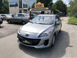 Пенза Mazda3 2012