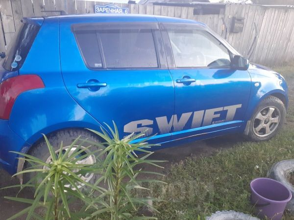 Suzuki Swift, 2005 год, 330 000 руб.