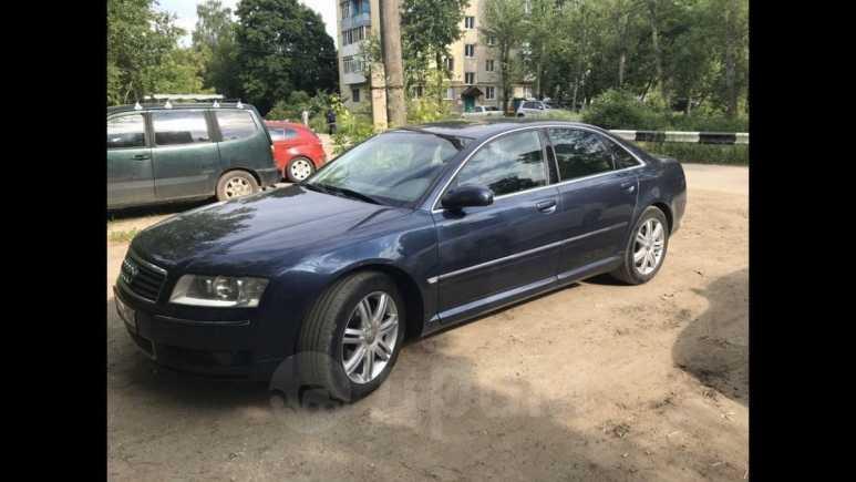 Audi A8, 2004 год, 650 000 руб.