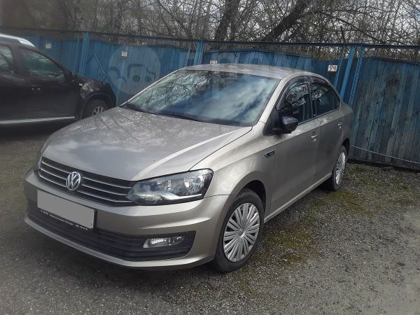 Volkswagen Polo, 2018 год, 735 000 руб.