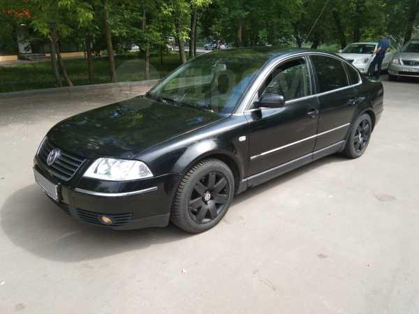 Volkswagen Passat, 2001 год, 169 000 руб.