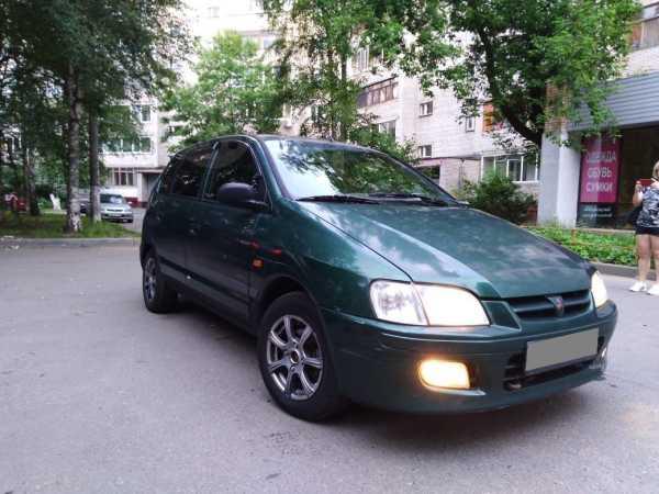 Mitsubishi Space Star, 1999 год, 125 000 руб.
