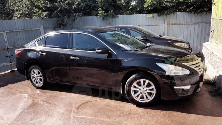 Nissan Teana, 2014 год, 861 000 руб.