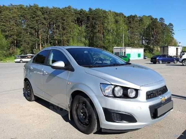 Chevrolet Aveo, 2014 год, 475 000 руб.
