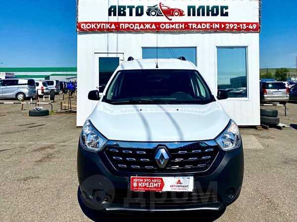 Renault Dokker, 2018 год, 898 000 руб.