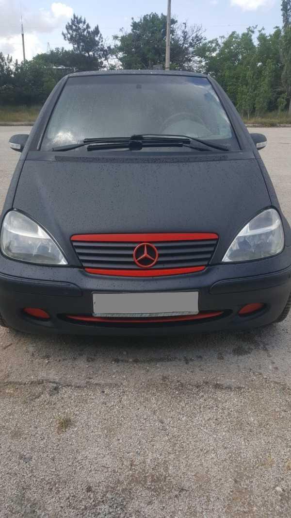Mercedes-Benz A-Class, 2001 год, 270 000 руб.