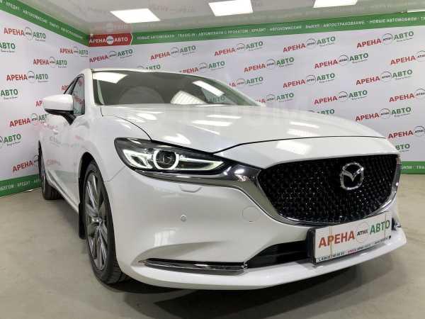 Mazda Mazda6, 2018 год, 1 560 000 руб.