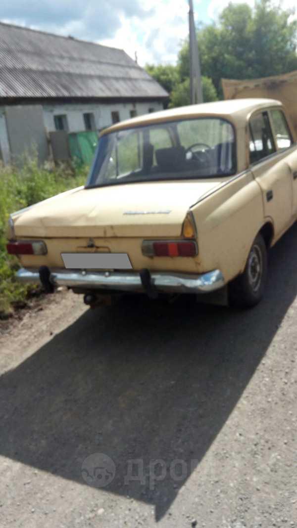 Москвич 412, 1988 год, 17 000 руб.