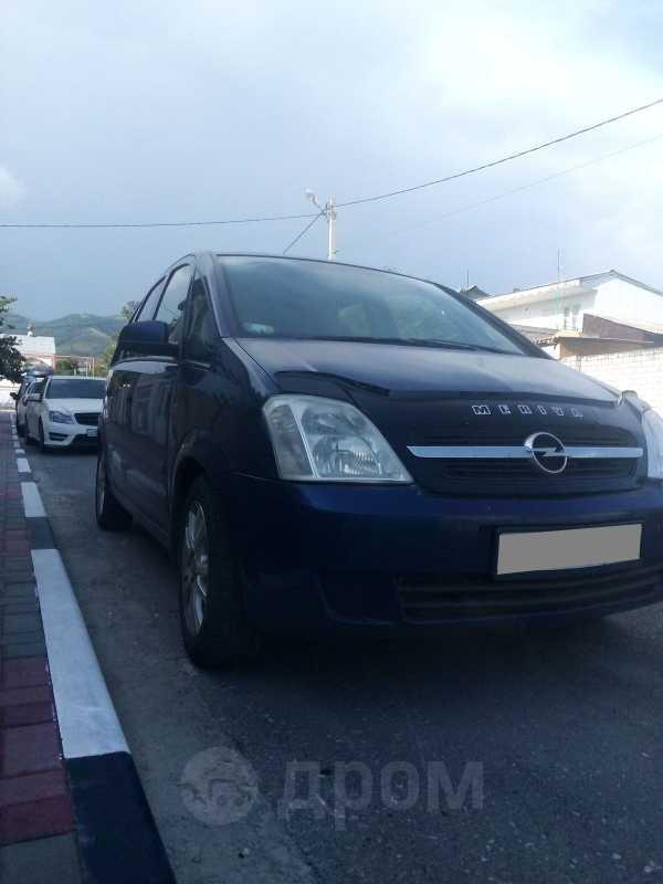 Opel Meriva, 2003 год, 160 000 руб.