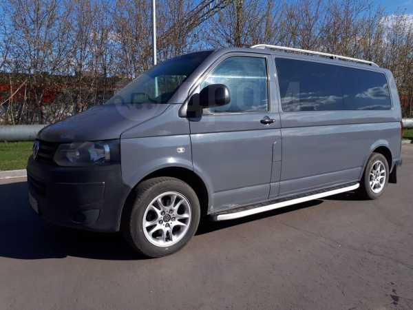 Volkswagen Caravelle, 2013 год, 1 100 000 руб.