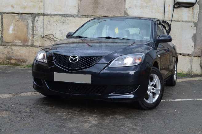 Mazda Mazda3, 2005 год, 325 000 руб.