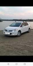 Nissan Tiida Latio, 2008 год, 350 000 руб.