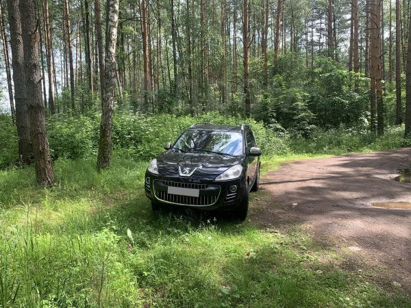 Peugeot 4007, 2010 год, 450 000 руб.