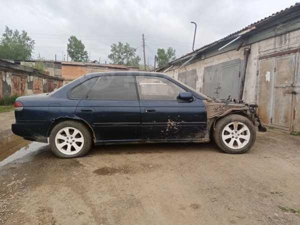 Subaru Legacy, 1994 год, 80 000 руб.