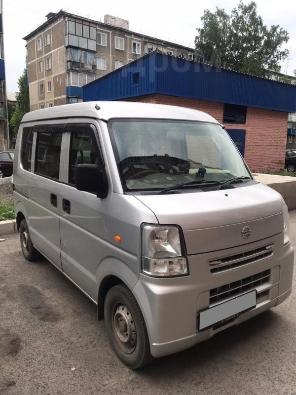 Nissan NV100 Clipper, 2014 год, 290 000 руб.