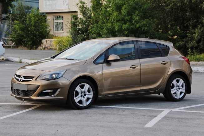 Opel Astra, 2012 год, 490 000 руб.