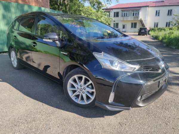 Toyota Prius a, 2016 год, 1 089 000 руб.