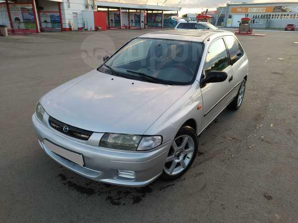 Mazda 323, 1997 год, 135 000 руб.