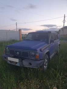 Омск Patrol 1989