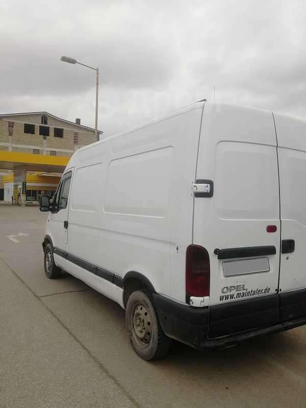 Opel Movano, 2002 год, 400 000 руб.