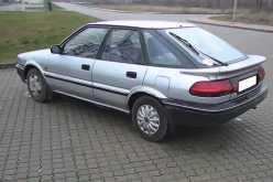 Белая Калитва Corolla 1989