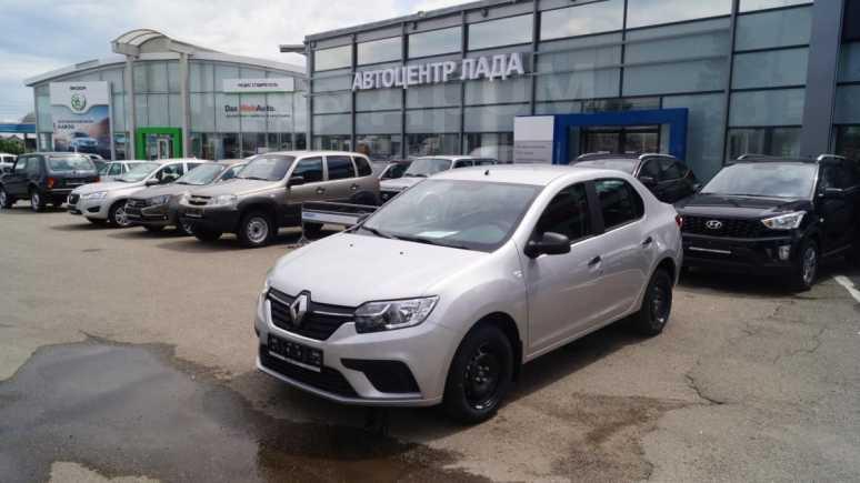 Renault Logan, 2020 год, 689 000 руб.