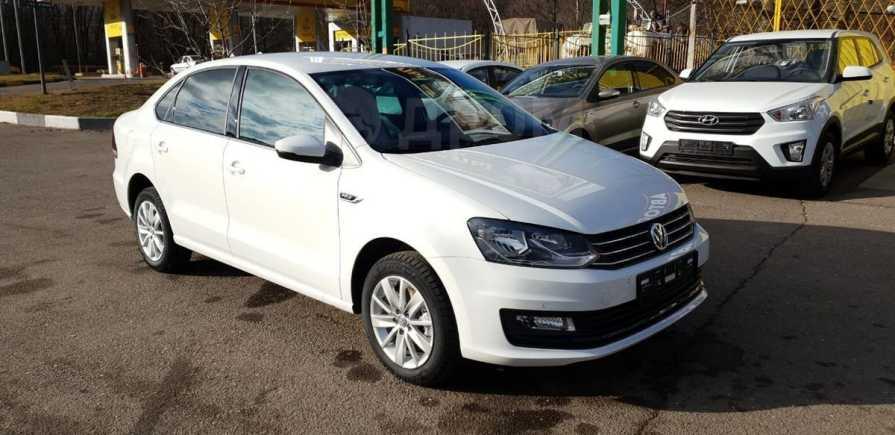 Volkswagen Polo, 2020 год, 945 000 руб.